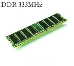 DIMM PC2700 DDR 333MHz 256MB