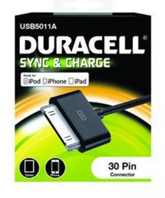 Duracel USB Charger Apple 30 pin