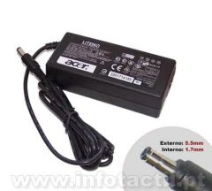 Carregador Original Acer 19V 3.42A 65W 5.5*1.7mm - 25.10110.001