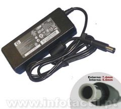 Carregador Original HP 18.5V 3.5A 7.4*5.0mm (613152-001)