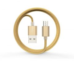 Devia Gracious Micro USB 1.5mt Gold
