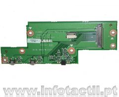 Acer Travelmate 2700 Touchpad Button Board
