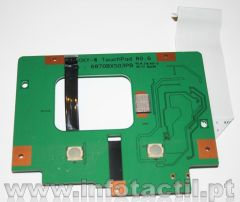 LG P1 Touchpad Button Board